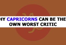 Why Capricorns Can Be Their Own Worst Critic