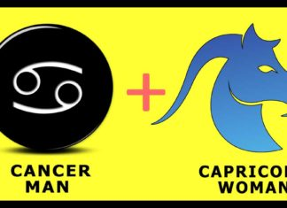 cancer man capricorn woman
