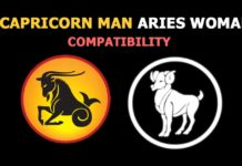 Capricorn Man Aries Woman