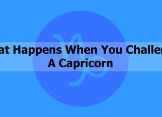 What Happens When-Challenge A Capricorn