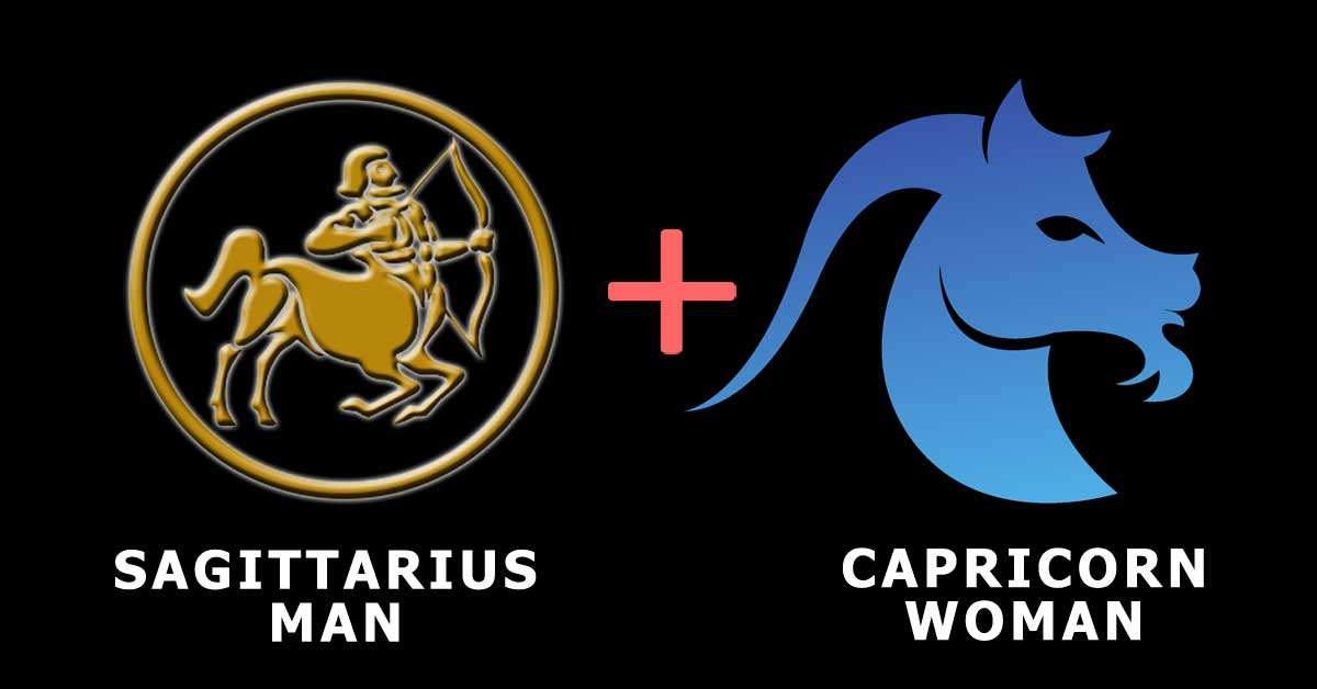 Sagittarius Man and Capricorn Woman Compatibility