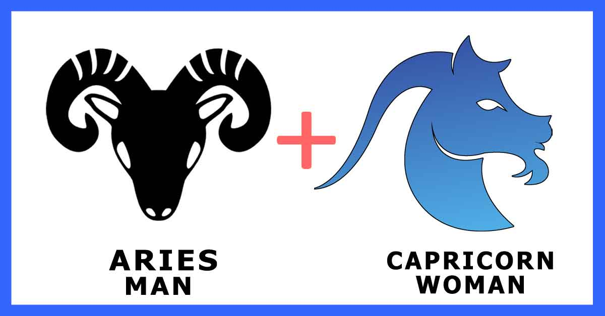 aries man capricorn woman