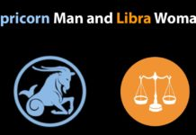 capricorn man libra woman