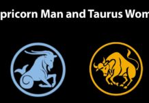 capricorn man taurus woman