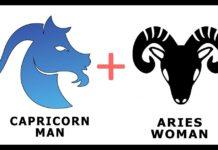 Capricorn Man and Aries Woman