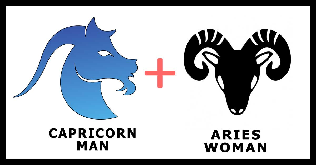 Capricorn Man and Aries Woman