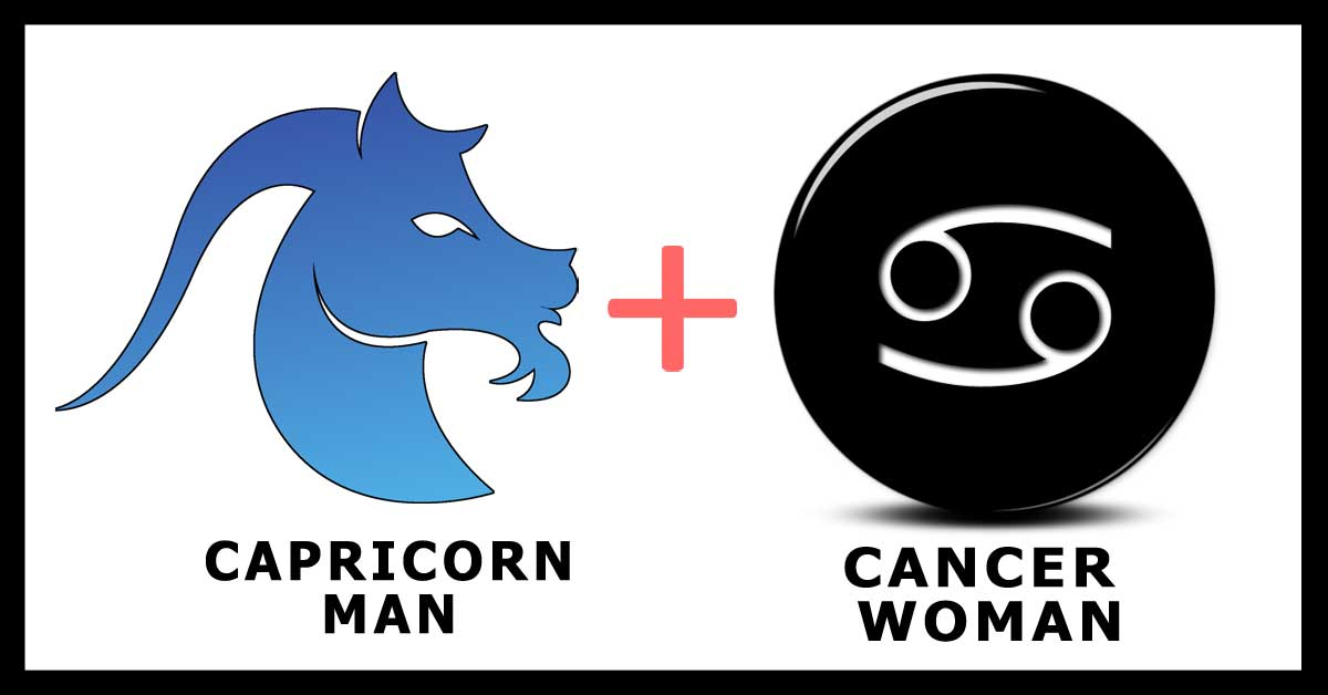 Capricorn Man and Cancer Woman