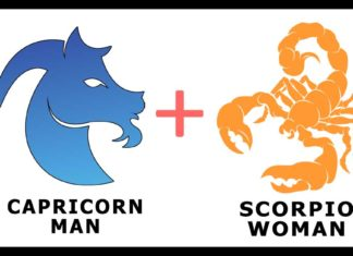 Capricorn Man and Scorpio Woman