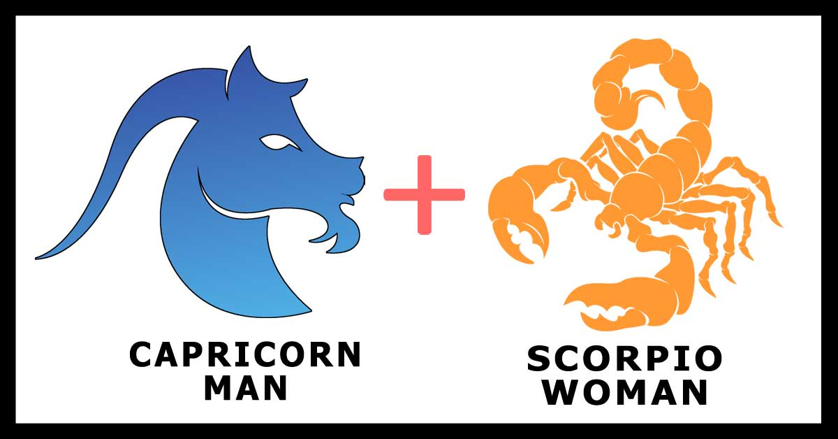 Capricorn Man and Scorpio Woman