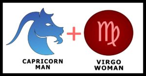 Capricorn Man and Virgo Woman