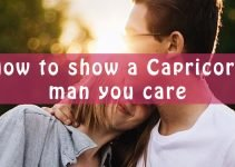 How to show a Capricorn man you care
