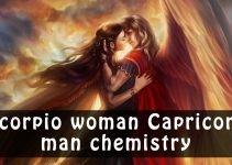 scorpio woman capricorn man chemistry