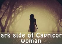 dark side of Capricorn woman