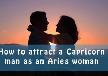 How to attract a Capricorn man as an Aries woman